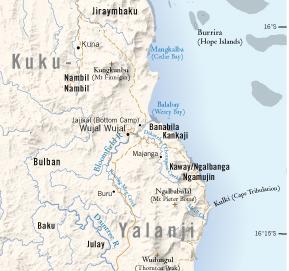 Land of the Kuku Yalanji