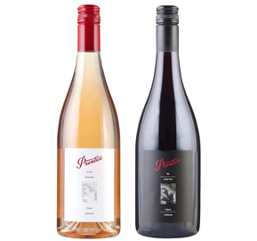 Wine label map