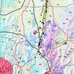Heathcote geology map