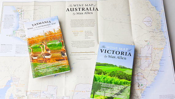 Australian Wine Maps, Bonnie Savage Photography